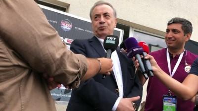 'Bütün futbolcularımıza teklifler var' - FRIBOURG