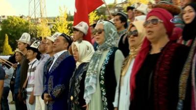beraberlik -  Ecdat yadigârı 'Ata Sporları' Bursa'da yaşatılıyor