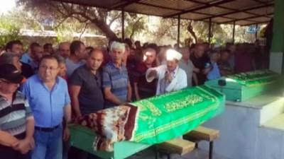 hastane -  Enişteleri tarafından öldüren karı koca toprağa verildi