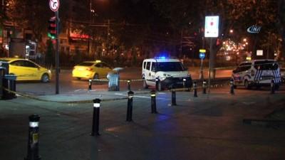 Fatih'te silahlı saldırı; 1 ölü