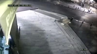 Fatih'teki silahlı saldırı güvenlik kamerasında - İSTANBUL