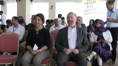 HDP Eş Genel Başkanı Buldan: 'Biz o ailelerin yanında olmaya devam edeceğiz' - VAN