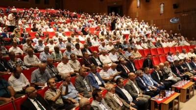 """İsmail Kahraman:""""Recep Tayyip Erdoğan artık Türkiye'nin devlet başkanı. Onun resmi kurumlara asılmalı"""""""