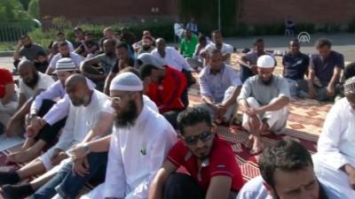 İsveç'te Müslümanlardan yağmur duası - STOCKHOLM