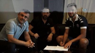 forma - Karabükspor iki oyuncuyu daha kadrosuna kattı