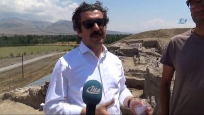 arkeolojik kazi -  Kınık Höyükte 6 bin yıl öncesine ait Pers tapınağı bulundu