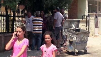 Kombi montajı yaparken balkondan düşen işçi öldü - ADANA Haberi