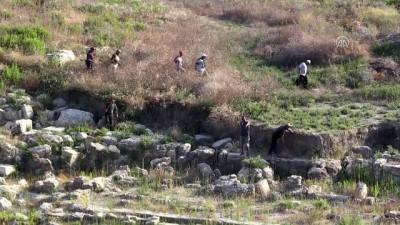 Magarsus Antik Tiyatrosu turizme açılacak - ADANA