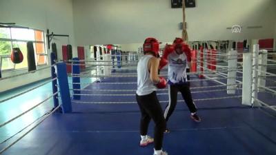 Milli boksörlerin Kastamonu kampı sürüyor - KASTAMONU