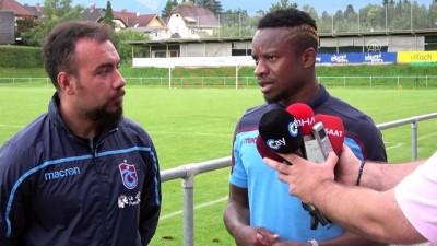Trabzonspor'un Nijeryalı futbolcusu Ogenyi Onazi - VILLACH Haberi