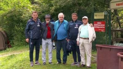 rektor - Trabzonspor'un Slovenya kampı - KRANJSKA GORA