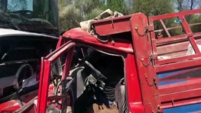 trafik kazasi -  Trafikte 6 aylık ağır bilanço