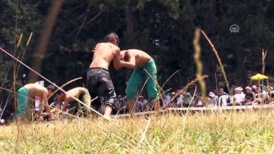 yurt disi - Türk Dünyası Ata Sporları Şenliği devam ediyor - BURSA