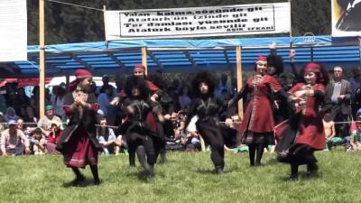 30. Çurispil Yaylası Efkari Aşıklar Şenliği ve Karakucak Güreşleri Festivali - ARTVİN