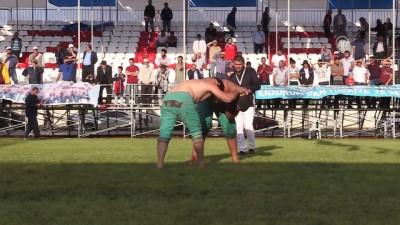 5. Uluslararası Altın Kemer Karakucak Güreşleri - ERZURUM