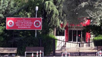 cenaze - Adıyaman'da aynı aileden 5 kişinin silahla öldürülmesi - Cenazeler adli tıp kurumuna getirildi - MALATYA