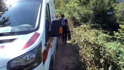 Alibeyköy Barajı'na serinlemek için giren 13 yaşındaki çocuk boğularak hayatını kaybetti