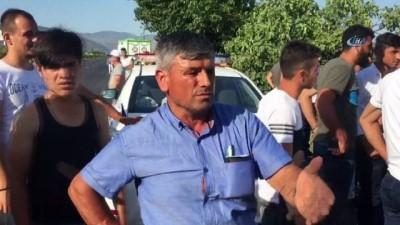 Aydın'daki kazada aynı aileden üç kişi öldü