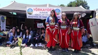 beraberlik - Aziziye Köyü 18. Kültür Sanat ve Yayla Şenliği - BURDUR