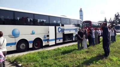 ogrenciler - Bosna Hersekli öğrencilere İstanbul'da yaz tatili gezisi - SARAYBOSNA
