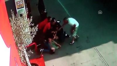akaryakit istasyonu - Cezaevi firarisi gasp girişimde yakalandı - BALIKESİR
