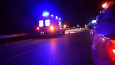 trafik kazasi -  Çorum feci kaza: 2 ölü, 6 yaralı