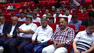 'Doğu Türkistan Milli Birlik Şurası' - İSTANBUL