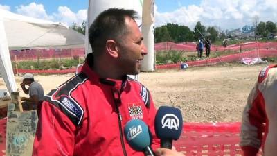 Fatsa'da off-road yarışları nefes kesti