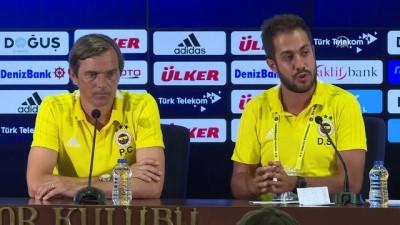 Fenerbahçe Teknik Direktörü Cocu: 'İyi bir forvet arayışımız var' - İSTANBUL