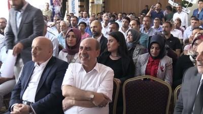 Hak-İş Genel Başkanı Arslan: 'Bu ülke 15 Temmuz'da yedi düvele karşı mücadele etti' - ELAZIĞ