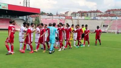 Hazırlık maçı - Boluspor: 3 - Demir Grup Sivasspor: 1 - BOLU