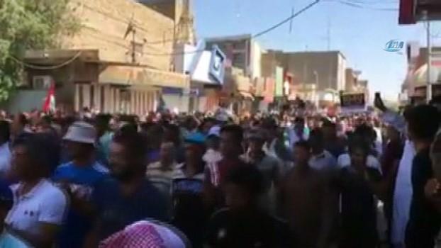 politika -  - Irak gösterilerinde ölü sayısı yükseliyor