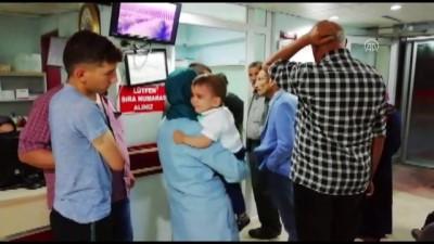 Kangal'da karın ağrısı ve ishal şikayetiyle hastaneye başvurular - SİVAS