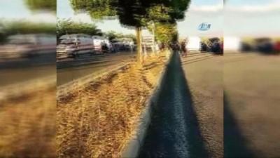 Malatya'da kaza: 11 yaralı