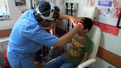 """Op. Dr. Mehmet Şentürk: """"Orta kulak iltihabının yan etkileri ölümcül hastalıklara kadar ilerleyebilir"""""""