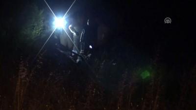 cenaze - Otomobil şarampole devrildi: 2 ölü, 6 yaralı - ÇORUM