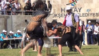 gures - Türkiye Aba Güreşi Şampiyonası başladı