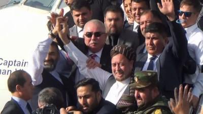 - Türkiye'den Kabil'e dönen Raşid Dostum'a suikast girişimi