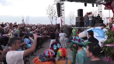 sili - Van'da 'sahil bandı' hizmete açıldı