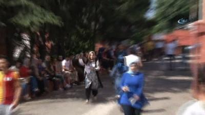 bluetooth -  Zonguldak'ta KPSS heyecanı
