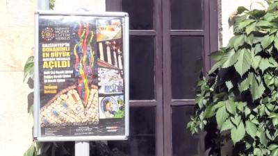 'Çingene Kızı'nın memleketinde mozaik sanatçıları yetişiyor - GAZİANTEP