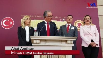İYİ Parti TBMM Grup Başkanı Andican'dan Bahçeli'ye Eleştiri