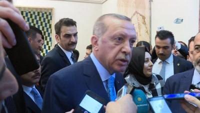 Cumhurbaşkanı Erdoğan: 'Tartışılır bir şey yok. 21'den aşağı düşmeyecek'