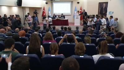 Milli Eğitim Bakanı Ziya Selçuk, 20 bin sözleşmeli öğretmen ataması törenine katıldı