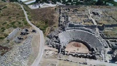 anit mezar - Düşmana teslim olmayı asla düşünmeyenlerin şehri: Xanthos - ANTALYA