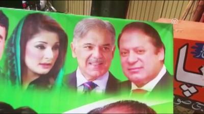 Pakistan'da oy verme işlemi başladı (2) - İSLAMABAD