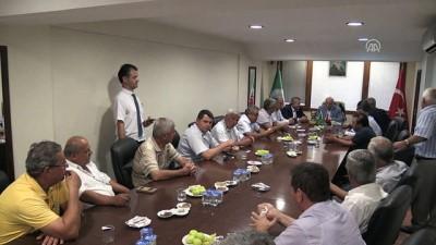 TZOB Başkanı Bayraktar: 'Buğday rekoltesinde ciddi bir düşme yok' - AYDIN
