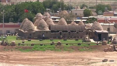 Emeviler Dönemi'nde yapılan tuvaletler bulundu - ŞANLIURFA