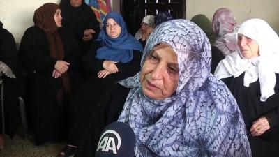 Gazze'nin 'cesur oğlu' şehit oldu - GAZZE