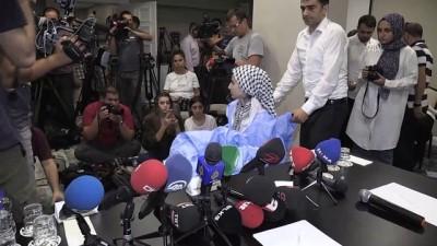 Gazzeli Meryem'in bacağını Türk hekimler kurtardı - İSTANBUL
